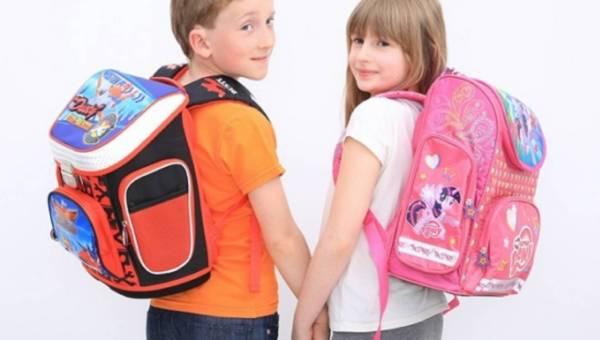 Stop wadom postawy u dzieci z powodu ciężkich plecaków!