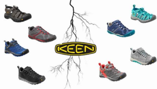 Keen – niezawodne buty na górskie wycieczki
