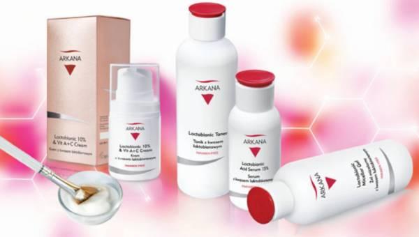 Kosmetyki Arkana z kwasem laktobionowym – polecane szczególnie wrażliwcom