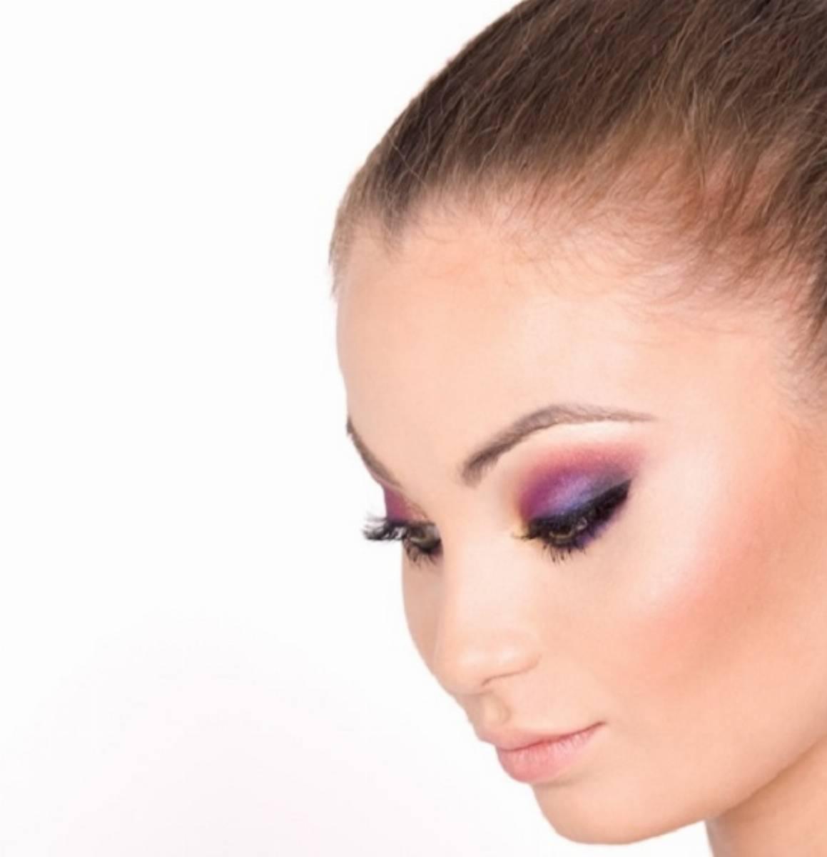 Makijaz Ingrid Cosmetics jesien-zima 2014-2015 (1)