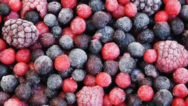 Zapasy na zimę – jak mrozić owoce?