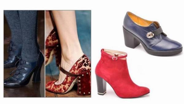 Propozycje modnych butów na sezon jesień zima 2014/2015