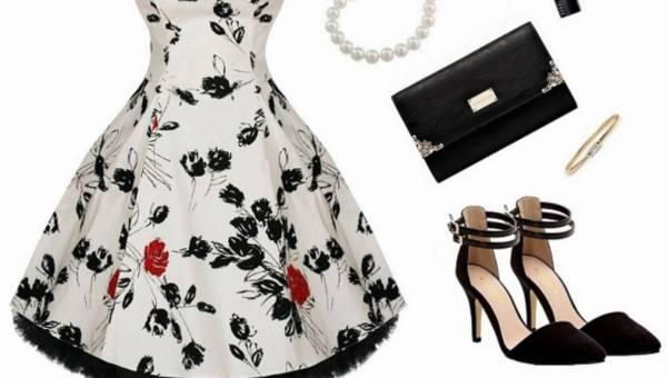Retro sukienki idealne na lato
