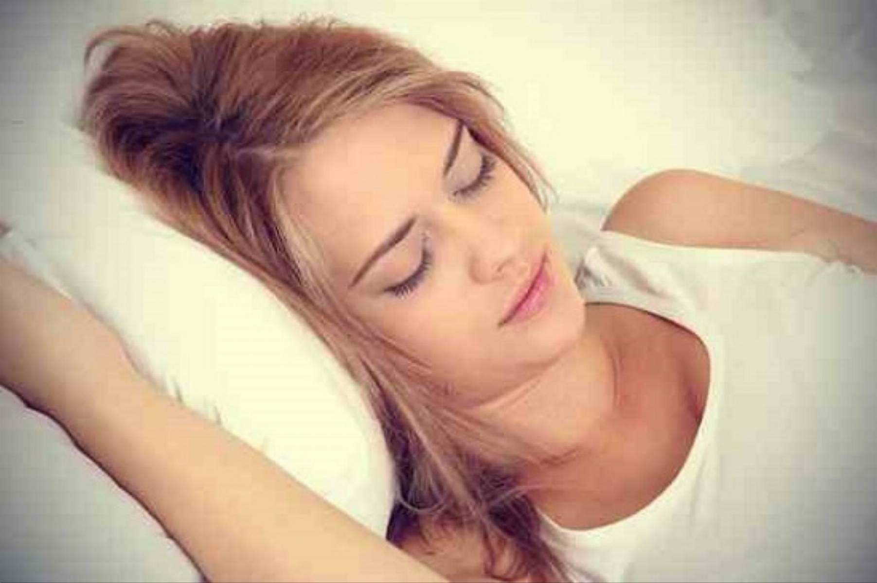 jak leczyć się podczas snu