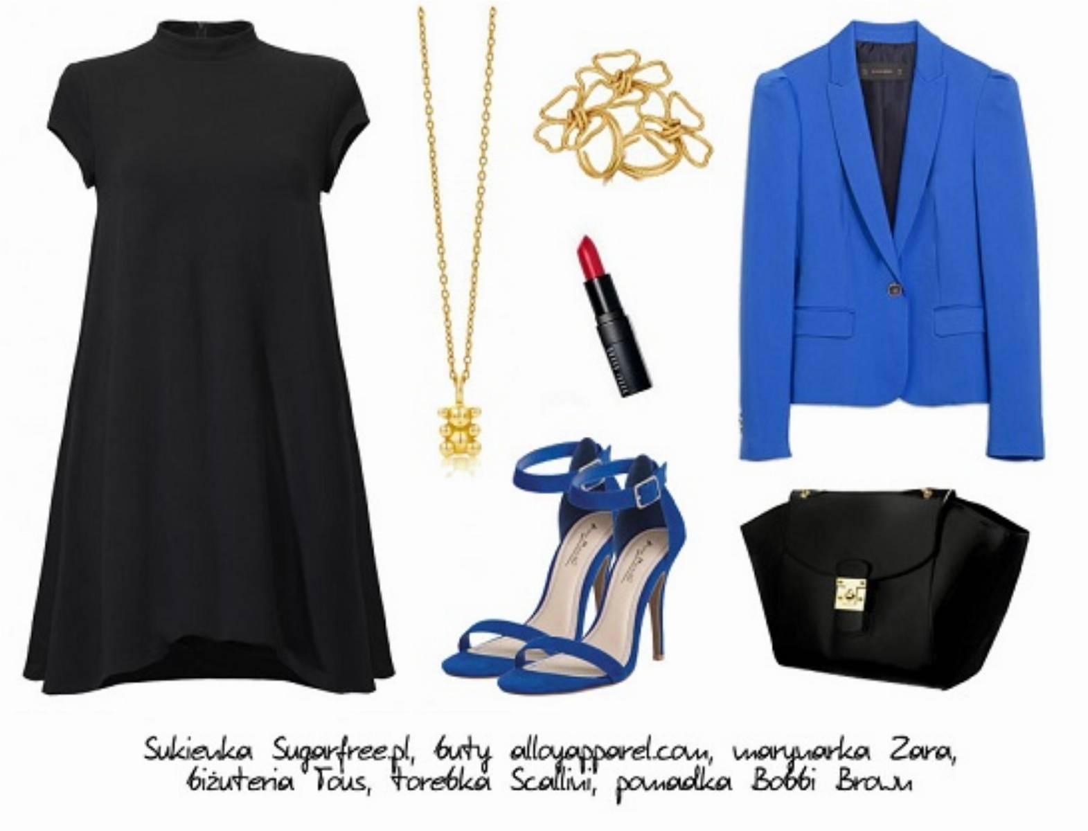 Stylizacje - Dress Code do pracy (2)