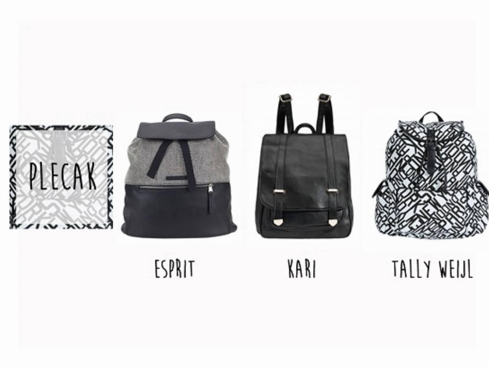 Trendy 2014 - plecak
