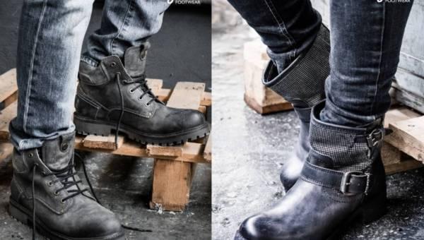 Kolekcja Wrangler Footwear jesień zima 2014/2015