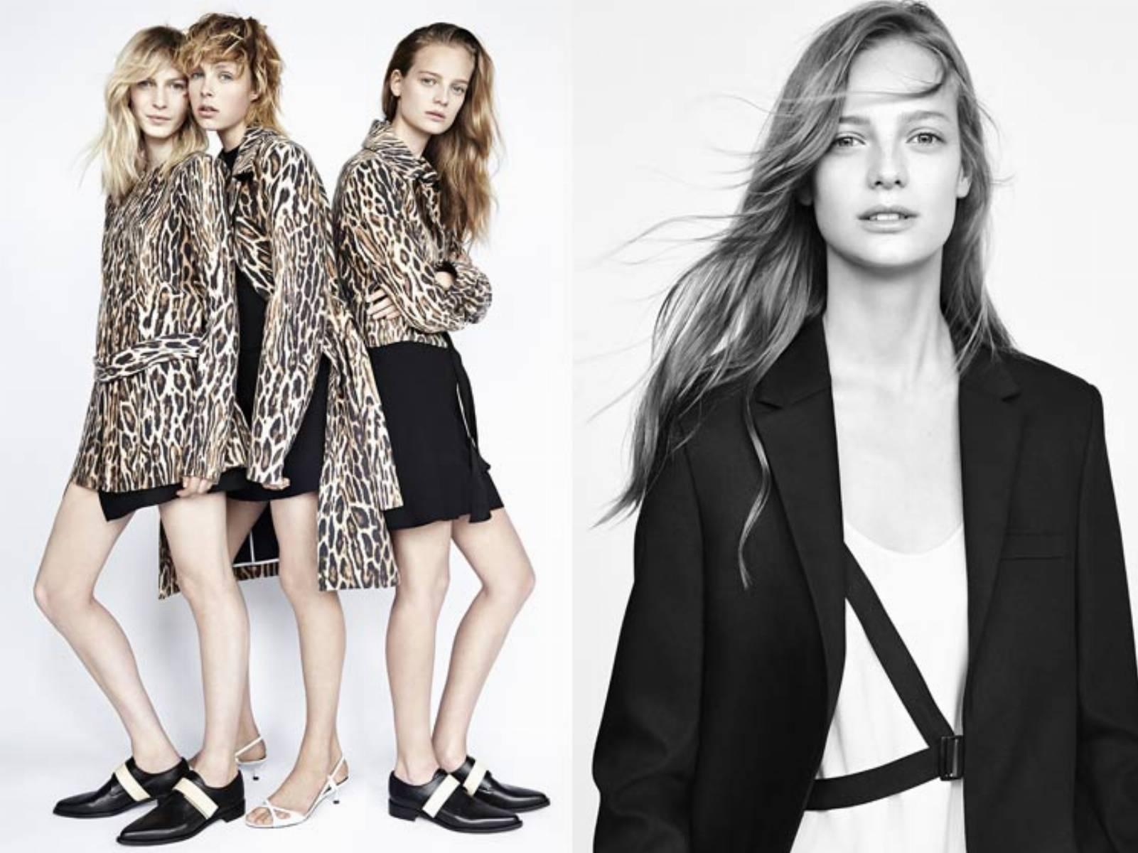 Zara jesien zima 2014 2015 nowa kolekcja (1)