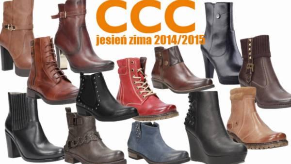 Kolekcja – Buty CCC jesień 2014 – zima 2015