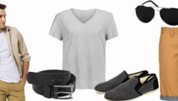 Męskie trendy na lato 2014
