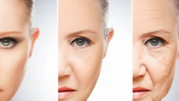 5 sygnałów, że twarz się starzeje