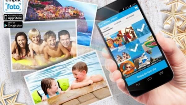 Nowa aplikacja na smartfony  – Uwolnij zdjęcia z telefonu!