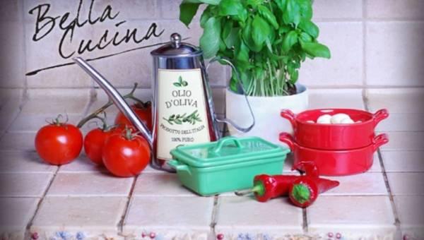 Bella Cucina, czyli piękna kuchnia we włoskim stylu