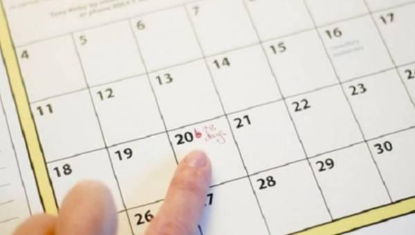 Czy wiesz, jak oznaczyć swoje dni płodne?