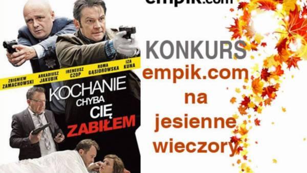 Wyniki konkursu: empik.com na jesienne wieczory – edycja 1.
