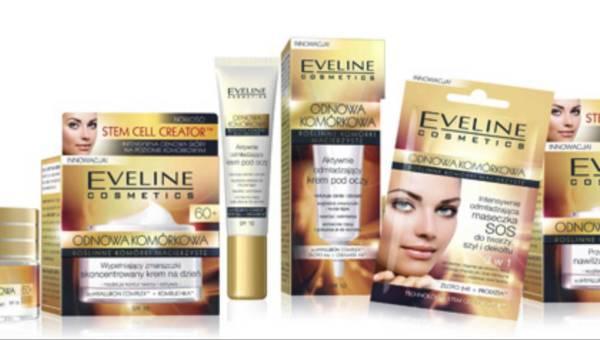 Nowość Eveline Cosmetics: Stem cell creator™ Odnowa Komórkowa