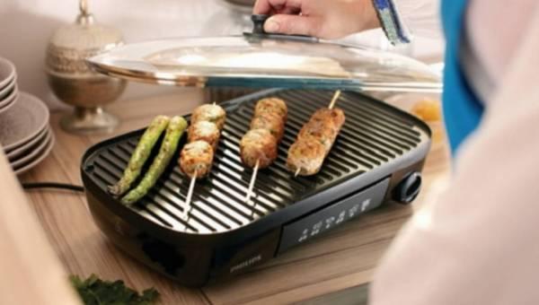Jak wybrać stołowy grill elektryczny?