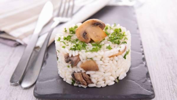 Idealne grzybowe risotto