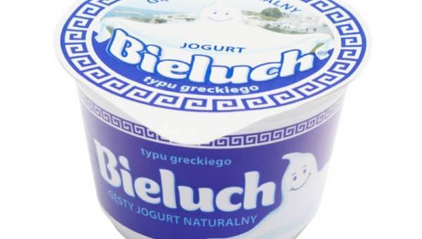 Jogurt Bieluch typu greckiego – zdrowa nowość w Twojej kuchni