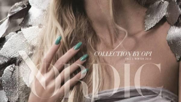 Lakiery OPI jesień 2014 – kolekcja inspirowana północą Europy