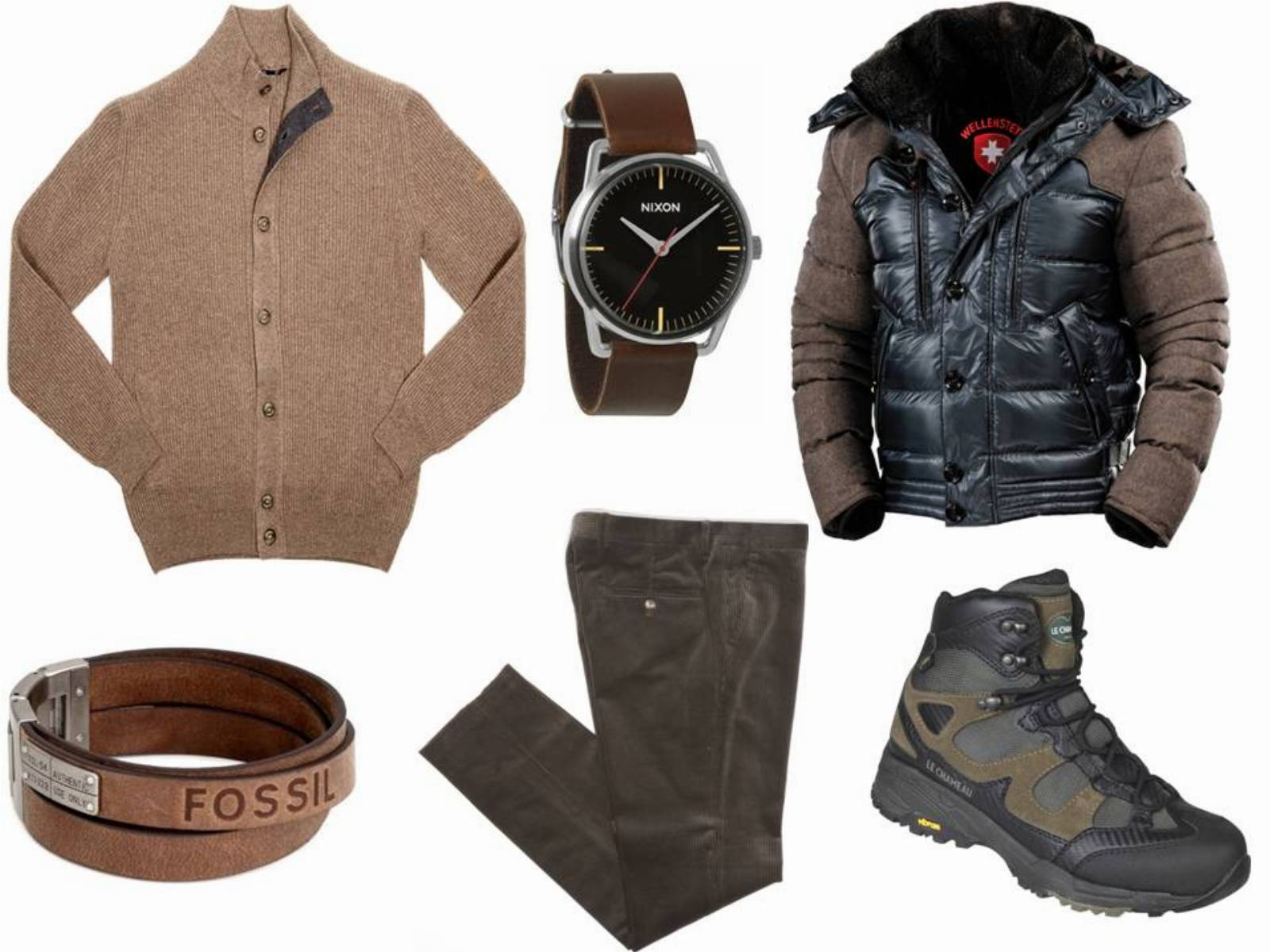 Stylowe męskie ubrania – jesień 2014