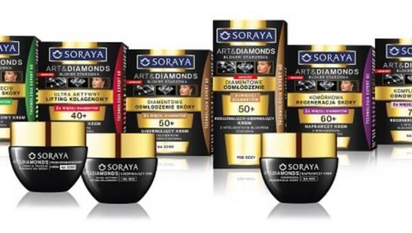 Nowa linia Soraya Art&Diamonds Bloker Starzenia