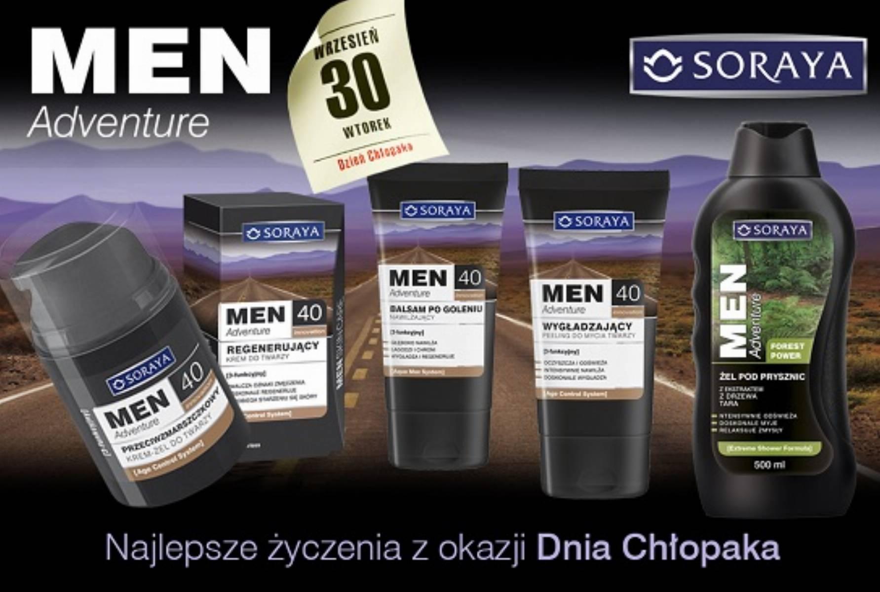 Soraya Men Adventure 40+