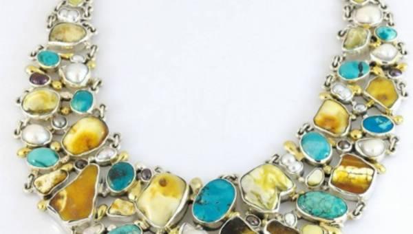 Bursztyn – droższy od złota, ciekawszy od pereł i diamentów