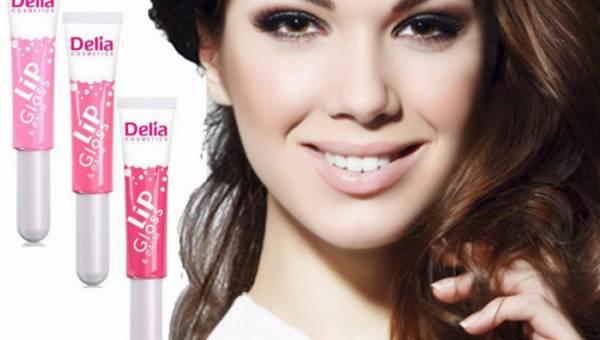 Nowe błyszczyki od Delia Cosmetics Lip Gloss&Balm