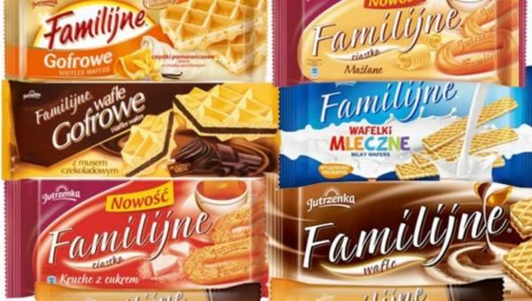 Konkurs: Wafle Familijne na każdą szkolną przerwę! Wygraj mega zestaw wafli i gofrów