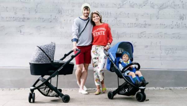 Konkurs z marką X-lander: podaj przepis na idealny spacer z dzieckiem w wózku i wygraj śpiworek!