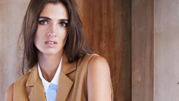 Najnowsza kolekcje MESSO jesień-zima 2014/2015 – w roli modelki Kamila Szczawińska