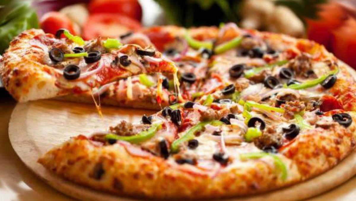 Тонкая итальянская пицца пошаговый рецепт