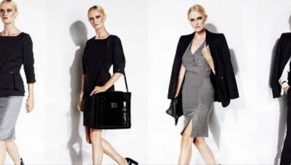 Kolekcja Simple CP jesień-zima 2014/15 – biznesowy look