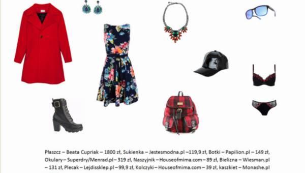 Gotowe stylizacje: miks ubrań letnich i jesiennych