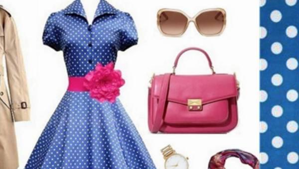 Sukienki w stylu lat 50-tych i 40-tych – to jest HOT w tym sezonie