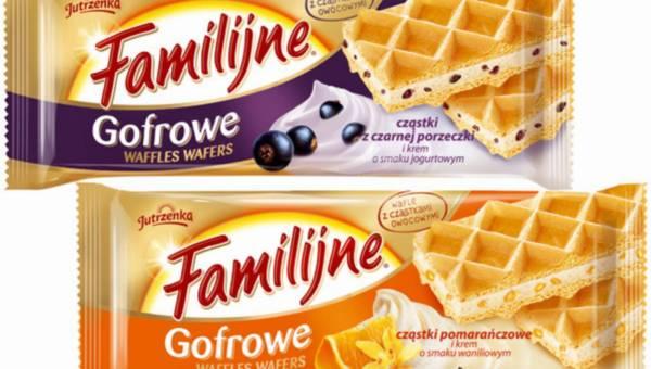 Doskonałe przekąski: Gofrowo-owocowa nowość od marki Familijne