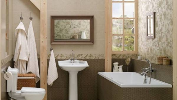 Pomysły na urządzenie małej łazienki
