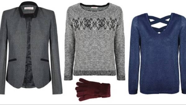 Camaieu jesień zima 2014/2015 – nowości w sklepach
