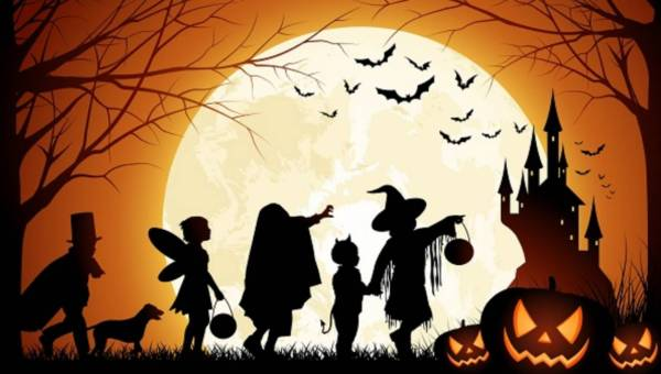 Marks & Spencer – Happy Halloween!