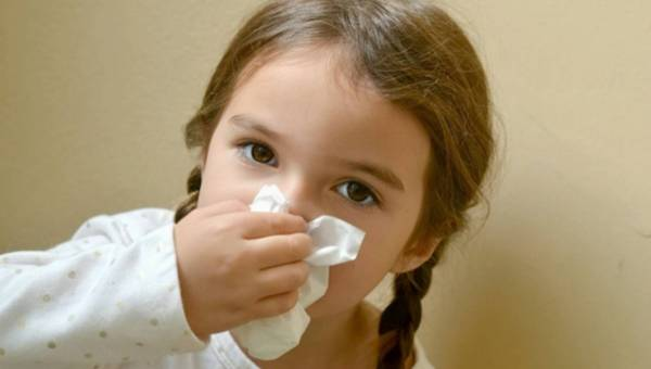 Jak postępować przy zakażeniach dróg oddechowych  u dzieci?
