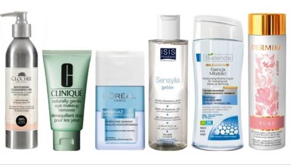 Kosmetyki do demakijażu – podpowiadamy, jak wybrać ten odpowiedni