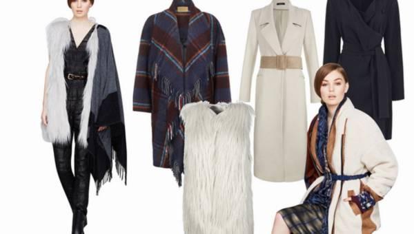 Marks & Spencer: płaszcze jesień 2014 podkreślające talię