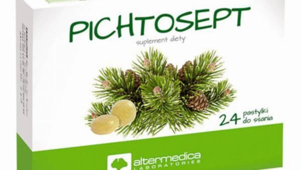 Wzmocnij odporność z Pichtoseptem