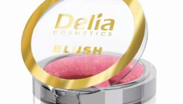 NOWOŚĆ – linia róży do policzków Delia Cosmetics