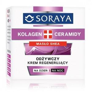 Soraya Kolagen+Ceramidy - krem regenrujacy