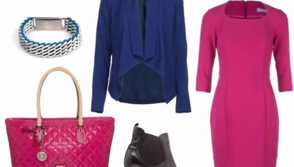 Stylizacje jesień 2014 od Vissavi – biurowa elegancja