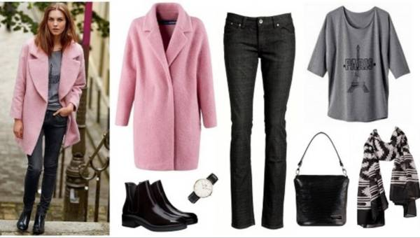 Stylizacje jesień 2014 – francuski look