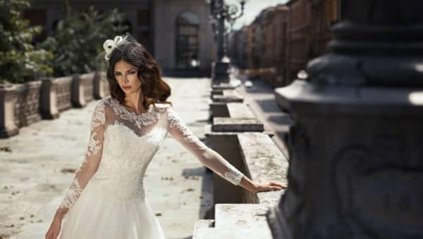 Sukienki ślubne 2014 – propozycja Annais Bridal