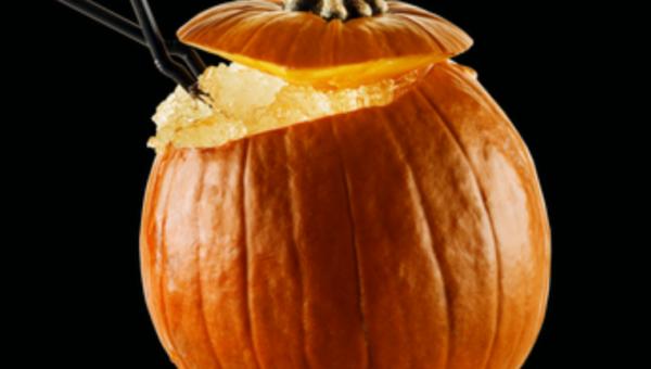 Drink dla dorosłych: Taste the Halloween